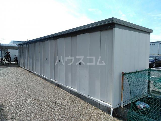 アンドウビル 205号室の設備