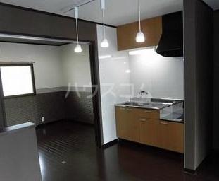 コーポ遠藤 103号室のキッチン