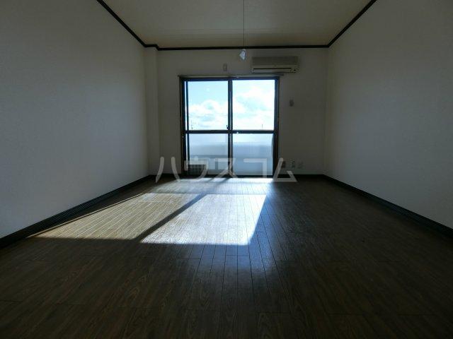 スカイピア・ソロ 404号室のリビング