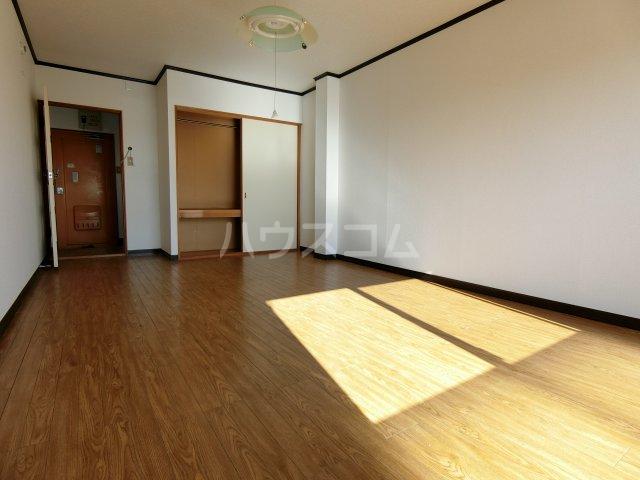 スカイピア・ソロ 404号室の居室