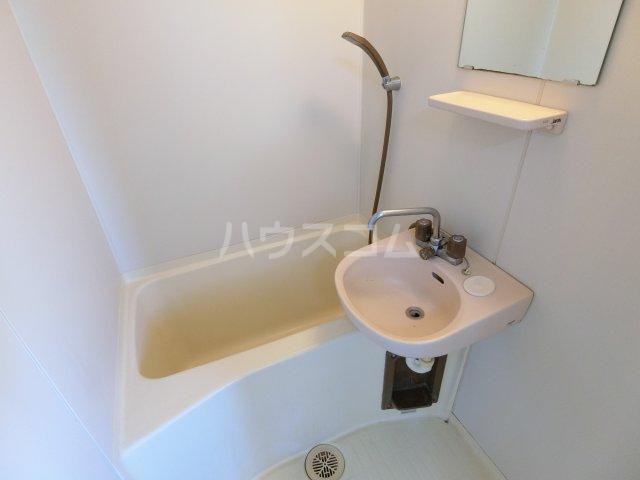 スカイピア・ソロ 404号室の風呂