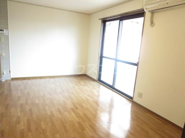 トラスト21B 106号室のキッチン