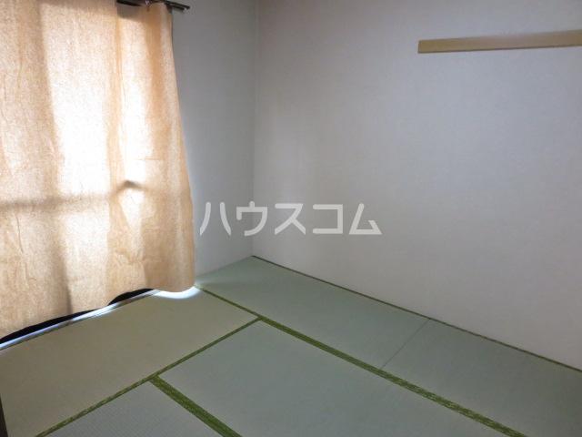 トラスト21B 106号室の収納