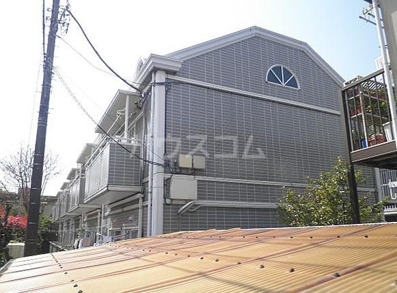 ベルシェ松井 105号室の外観