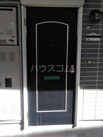 ベルシェ松井 105号室の玄関