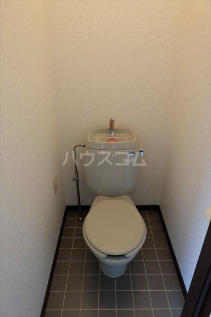 セントラルカペラ 201号室のトイレ
