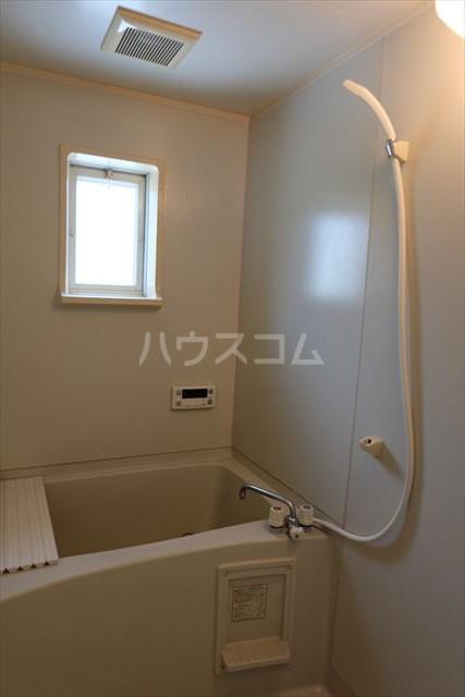 セントラルカペラ 201号室の風呂