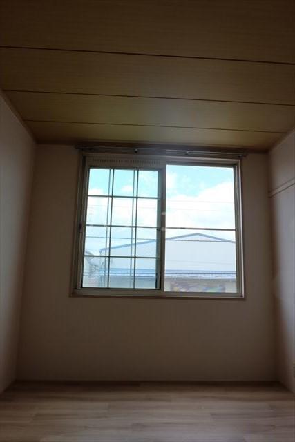 セントラルカペラ 201号室のベッドルーム