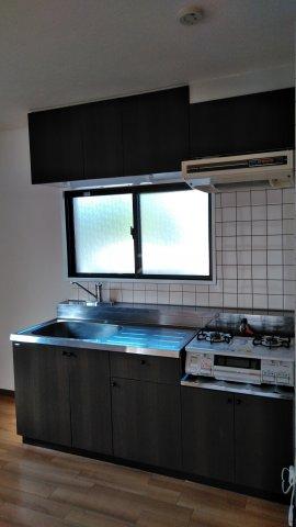 エクセルシオールⅠ 101号室のキッチン