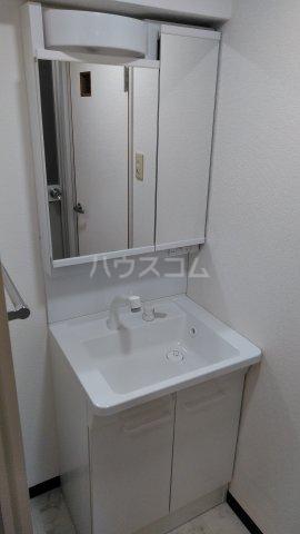 エクセルシオールⅠ 101号室の洗面所