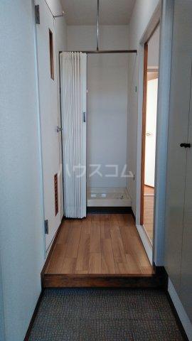 エクセルシオールⅠ 101号室の玄関