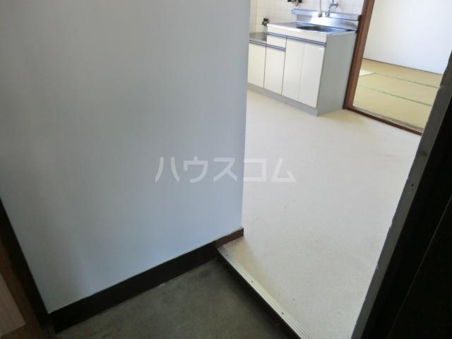 小八幡マンション 5-A号室の玄関
