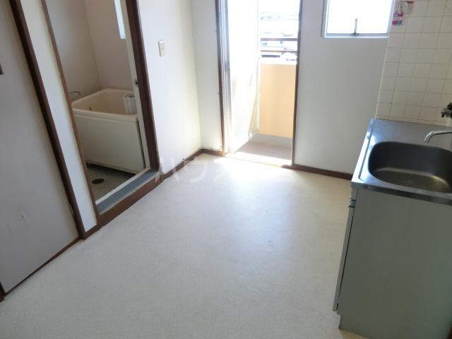 小八幡マンション 5-A号室のバルコニー