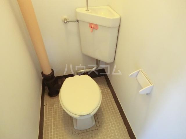 小八幡マンション 5-A号室のトイレ