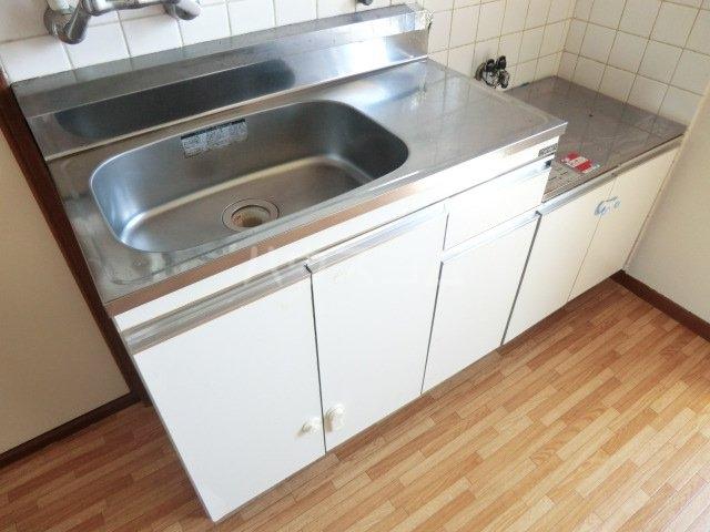 小八幡マンション 5-D号室のキッチン