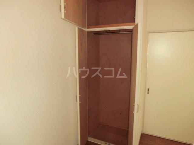 加藤マンション 203号室の収納