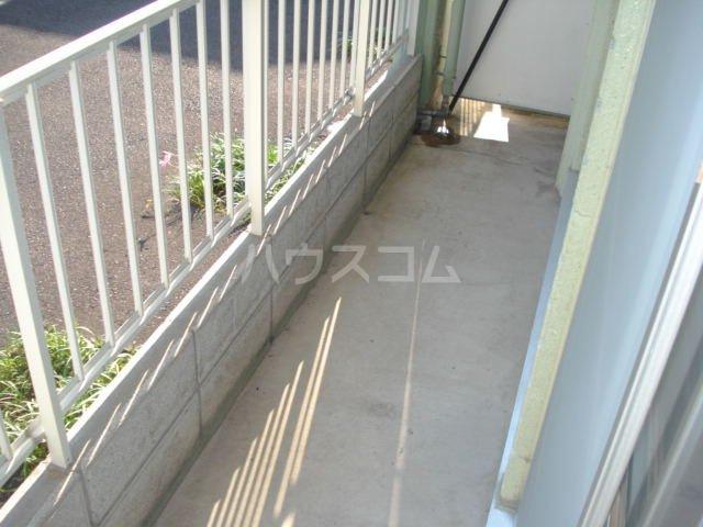 メゾン黒田 00202号室のバルコニー