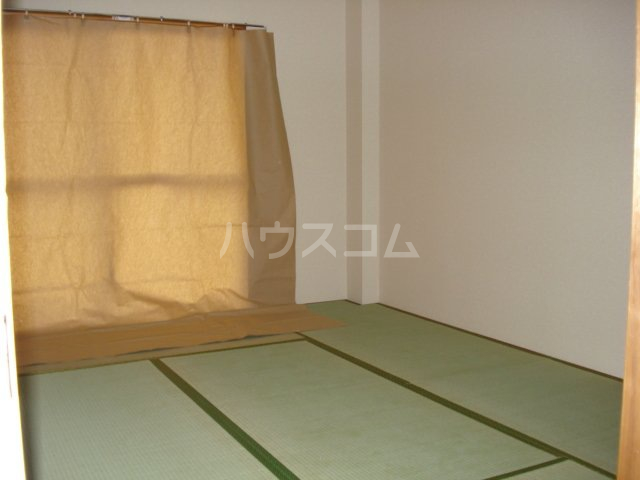 メゾン黒田 00202号室のベッドルーム