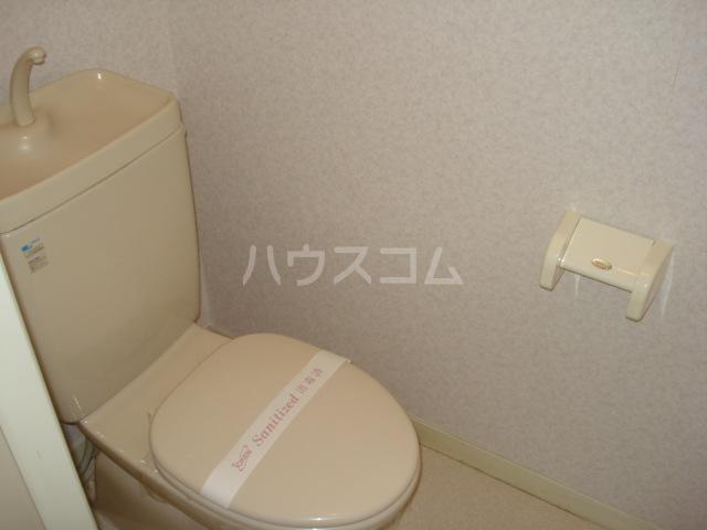 メゾン黒田 00202号室のトイレ