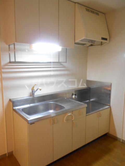 プラムハイツC 202号室のキッチン