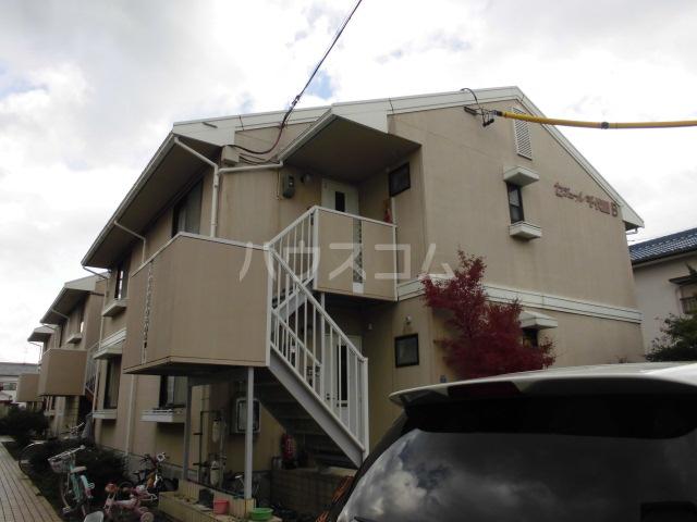 セジュール千代田B棟 202号室の外観