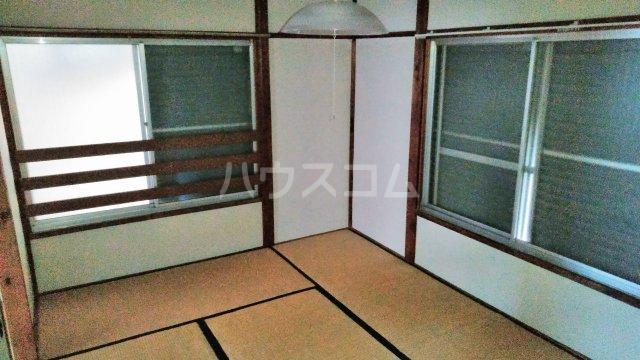 中村アパート 205号室の居室