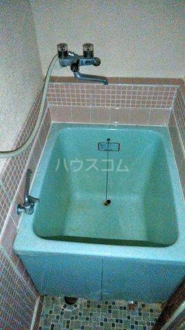 中村アパート 205号室の風呂