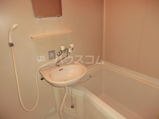 ひかりハイム 101号室の洗面所