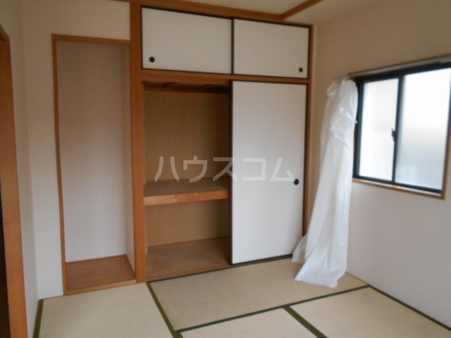 ベルヴェデーレⅡ 305号室の居室