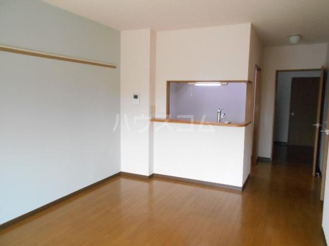 ベルヴェデーレⅡ 305号室のリビング