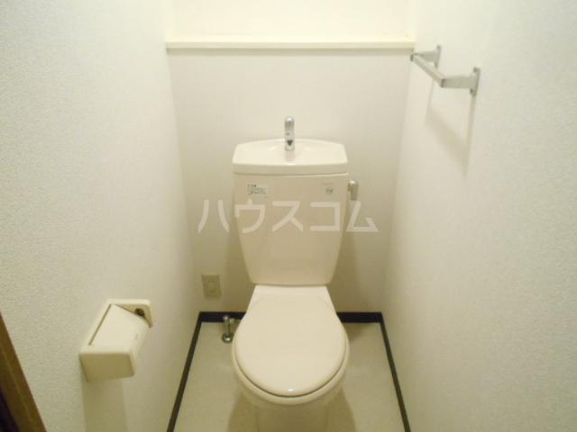 ベルヴェデーレⅡ 305号室のトイレ