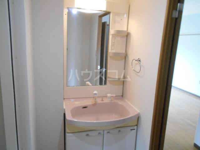 ベルヴェデーレⅡ 305号室の洗面所