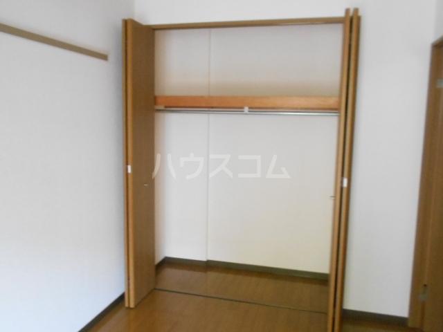 ベルヴェデーレⅡ 305号室の収納