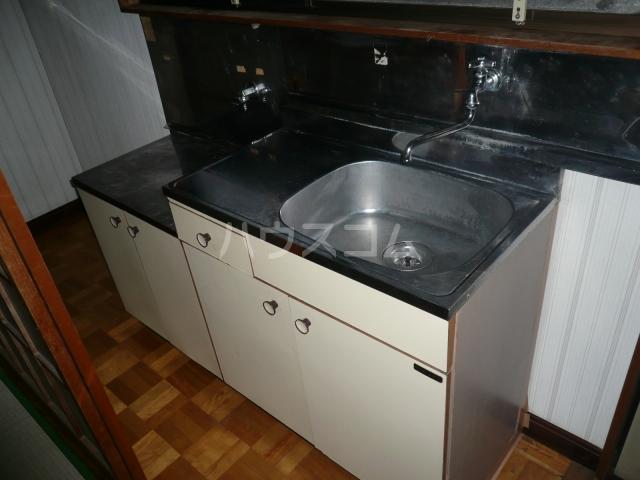 カレッジハイツPARTⅡ 102号室の洗面所