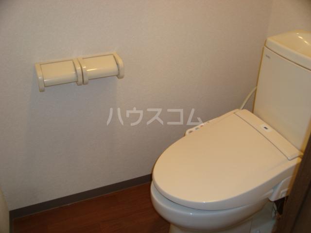サンシャイン.B.江藤 102号室のトイレ