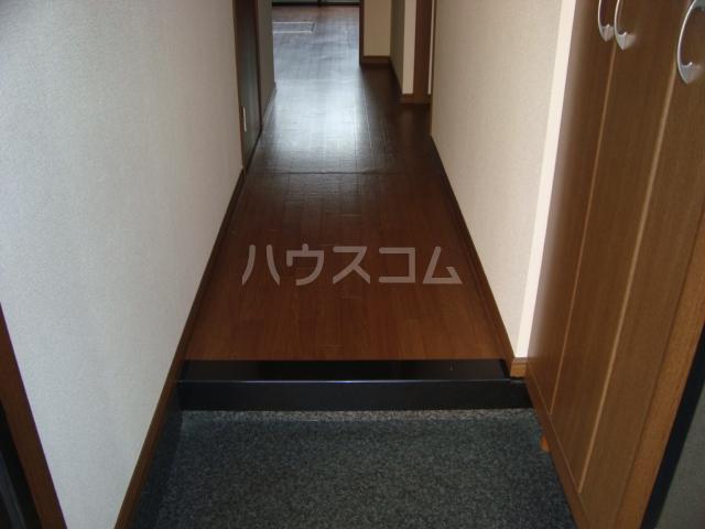 サンシャイン.B.江藤 102号室の玄関