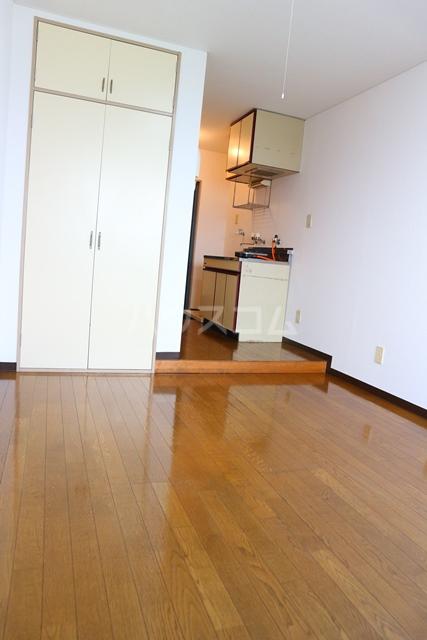 コンフォートマンション北戸田 535号室のキッチン