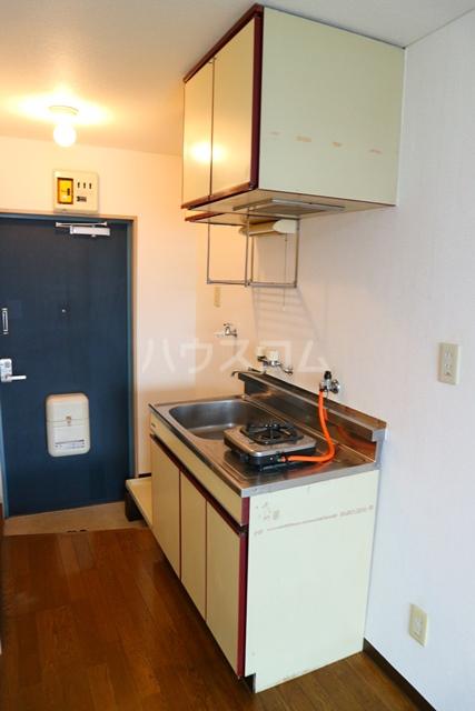 コンフォートマンション北戸田 535号室の風呂