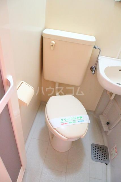 コンフォートマンション北戸田 535号室の玄関