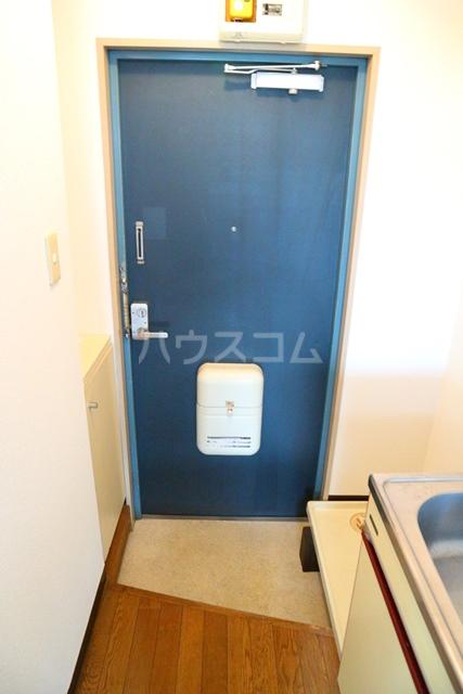 コンフォートマンション北戸田 535号室の景色