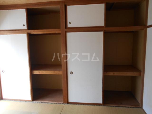 コーポ江藤 102号室の収納