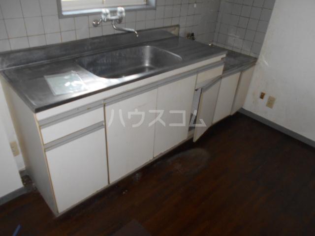 コーポ江藤 102号室のキッチン