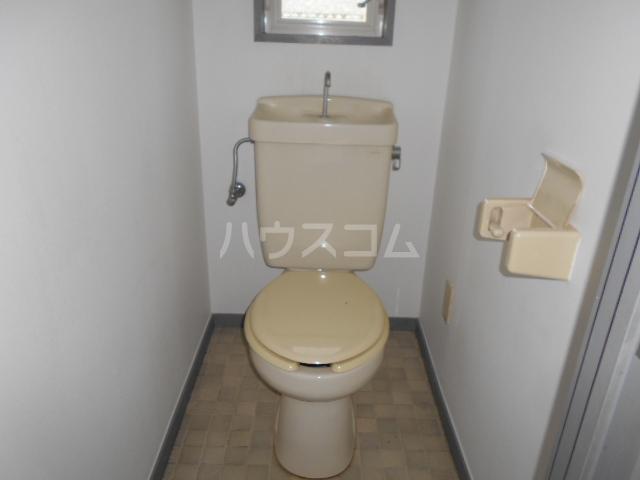 コーポ江藤 102号室のトイレ