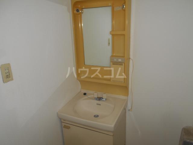 コーポ江藤 102号室の洗面所