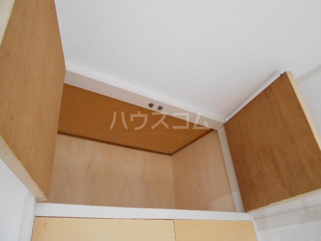 清水ハイツ 211号室の収納