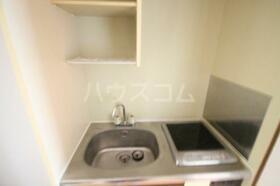 Livex 赤見 202号室のキッチン