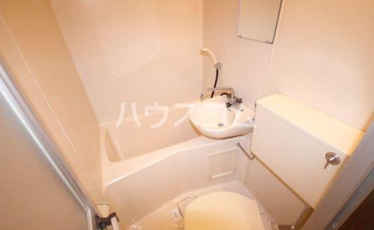Livex 赤見 202号室の風呂