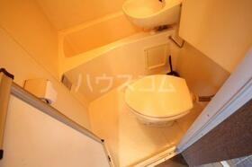 Livex 赤見 202号室のトイレ