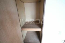 Livex 赤見 202号室の収納