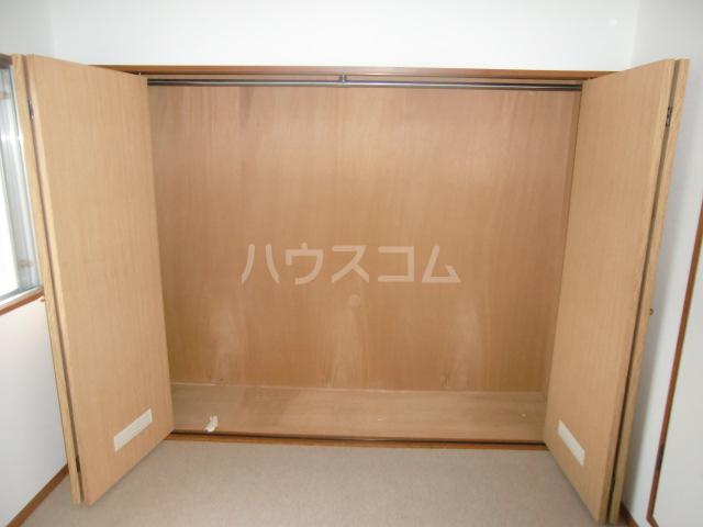 サングリーンメゾン 4B号室の収納